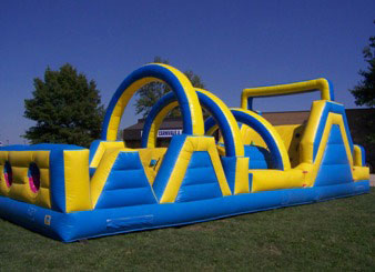 45′ Obstacle Course