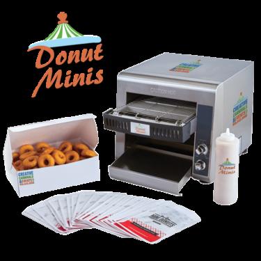 Donut Mini Machine
