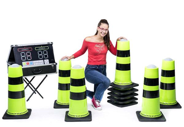 Tap Light Cones