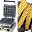 Waffle Stix Machine