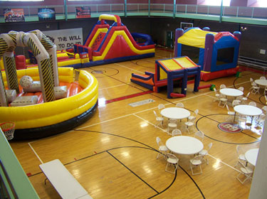 Indoor Facility rental