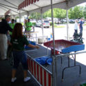 Midway Game Booths