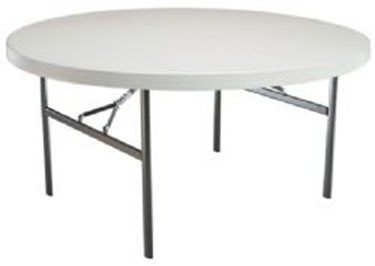 52″ Round Table